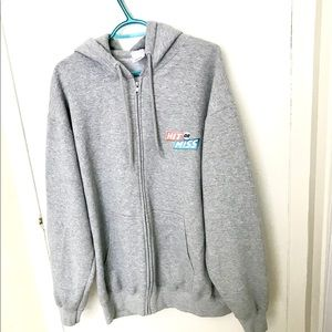 ATC  hit or miss zip up hoodie